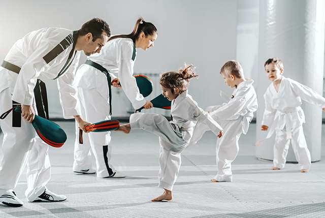 Adhdtkd3, Round Rock Shaolin Kung Fu