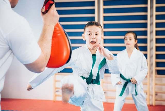 Fitness, Round Rock Shaolin Kung Fu