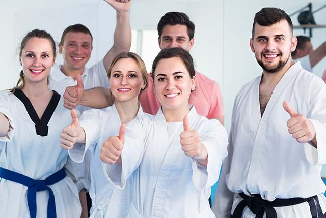 Karateadult1.2, Round Rock Shaolin Kung Fu