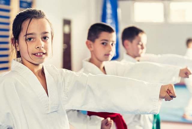 Kidsadhdjpg, Round Rock Shaolin Kung Fu