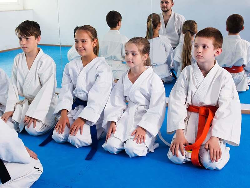 Kidsma, Round Rock Shaolin Kung Fu