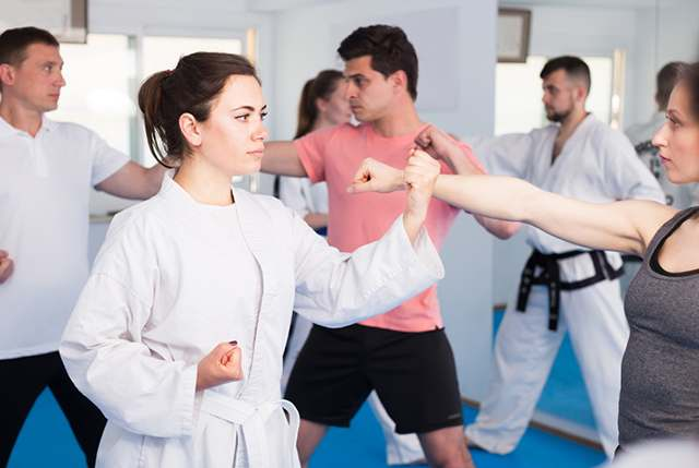 Noexperienceneeded, Round Rock Shaolin Kung Fu