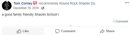 Kung Chi4, Round Rock Shaolin Kung Fu