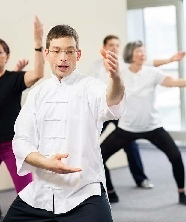 Thumb Tai Chi, Round Rock Shaolin Kung Fu